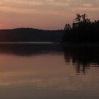 Canisbay Lake at first light by JimSanders
