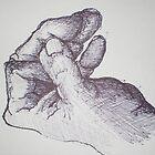 Hand 1 by W. H. Dietrich