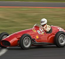 1952 Ferrari 625A  by Willie Jackson