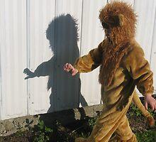 lion by Leeanne Middleton