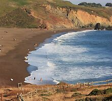 Marin Headlands by E.R. Bazor