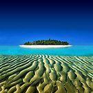 Exotic Private Island  by Nasko .
