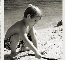 writting n the sand  by Rachels  Reflections