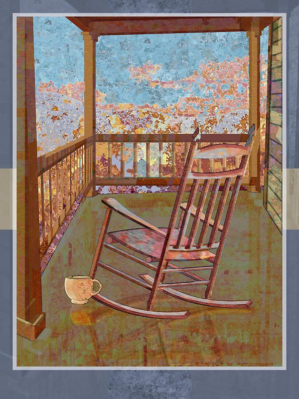 Porch by evisionarts