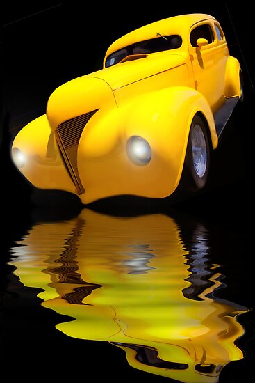 YELLOW SUBMARINE by Robert Beck
