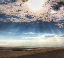 7 Mile Beach - Camber Sands by trm-photography