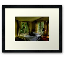 View From a Window Series 2 Framed Print