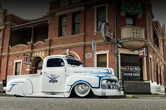 Camperdown Pickup by FuelMagazine