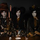The Tea Ceremony by Jeff Burgess