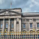Buckingham Palace ~ London by Robyn Maynard