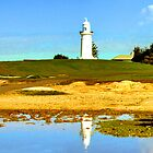 Macquarie Lighthouse Sydney Australia by Raoul Isidro