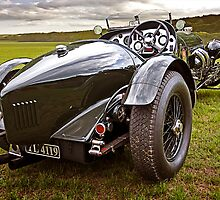 Bentley 8 Liter 1925 by Uwe Rothuysen
