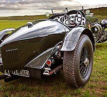 Bentley 8 Liter 1925 by Uwe Rothuysen
