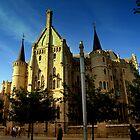 Palacio Episcopal de Astorga by guetto
