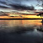 Hays Inlet Panorama by MathomHouse