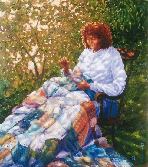 The Quilt by Cary McAulay