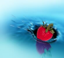Strawberry  by Nasko .