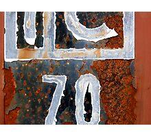 IC70 Photographic Print