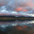 Lake Jindabyne by Graham Schofield