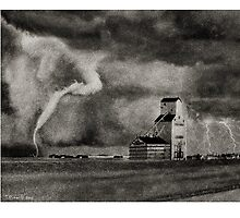 Tornado! by Tim Roberts