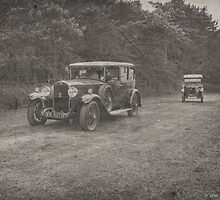 Bygone Years of Motoring by Aggpup