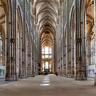 Church of St. Ouen - Internal View by paolo1955