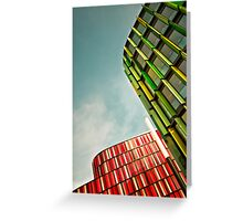 Cologne Oval Offices   02 Greeting Card