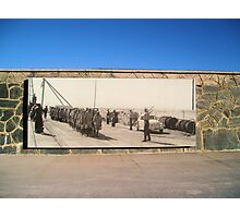 Welcome to Robben Island  Photographic Print