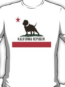 Kalifornia Republik Flag T-Shirt