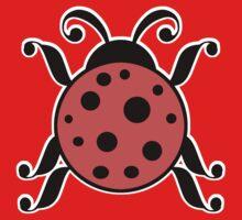 Lyrical Ladybug by evisionarts