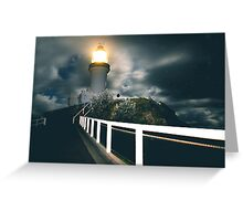 LIGHTHOUSE PASSION Greeting Card