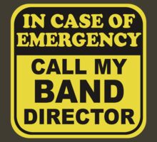 Band Emergency by evisionarts