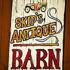 Skip's Antique Car Barn - Put In Bay Ohio by WanderingAngel