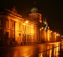 Customs House, Dublin by Ian Murphy