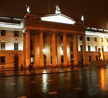 General Post Office, Dublin by Ian Murphy