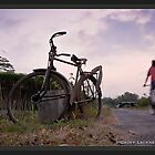 Going home.  Java, Indonesia by geofflackner