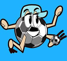 Sam the Soccer Ball by magicalview