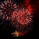 Spraoi Fireworks by Gary Cummins