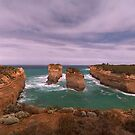 Great Ocean rd by donnnnnny