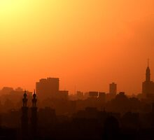 Cairo sunset by Jo-tography