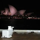 Opera House in Red. by vonb