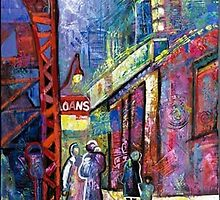 """""""CHI TOWN"""" by Derrick McCall"""