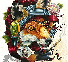 Foxy Lady by BadTaste