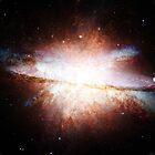 Galactic Rebirth by theastrarium