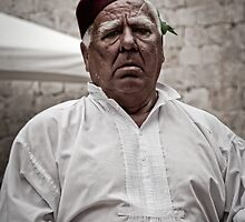 Croatian local by Mark  Dodds