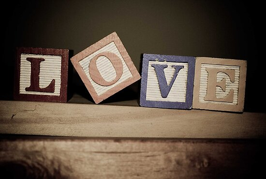 All you need is... by Erica Sprouse