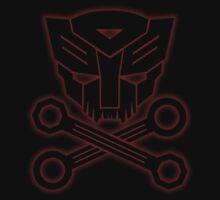 Autobot Skull by Jason Tracewell