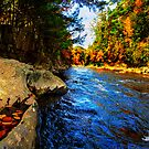 Chesterfield Gorge by Rick Gold