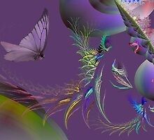 Fractal dreams by John Morrison