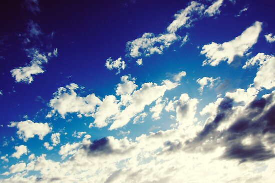 head in the clouds by sara montour